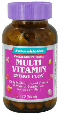 Futurebiotics MultiVitamin Energy Plus for Women