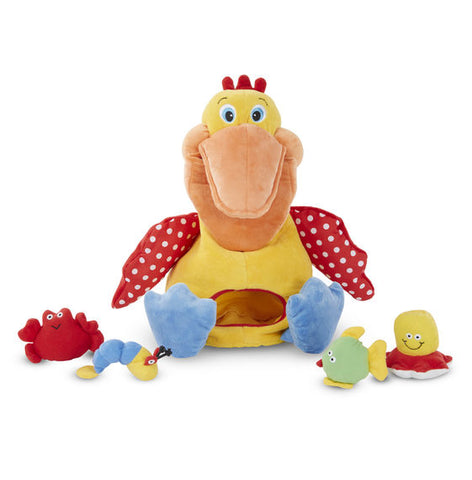 Melissa & Doug - Hungry Pelican Learning Toy