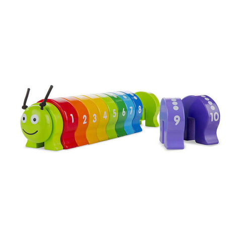 Melissa & Doug - Counting Caterpillar Classic Toy