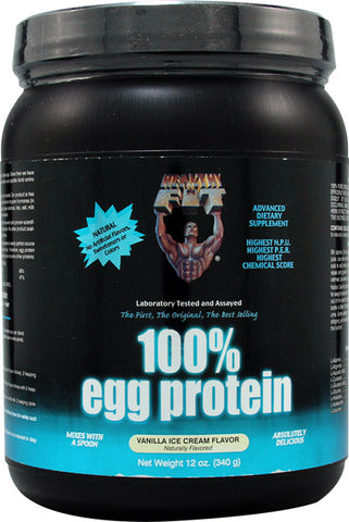 Healthy N Fit 100 Egg Protein Powder Vanilla