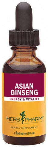 HERB PHARM - Chinese Ginseng Liquid Herbal Extract