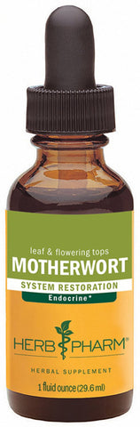 HERB PHARM Motherwort Extract for Endocrine System Support