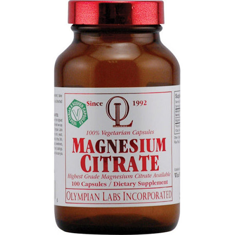 Olympian Labs Magnesium Citrate 400 mg