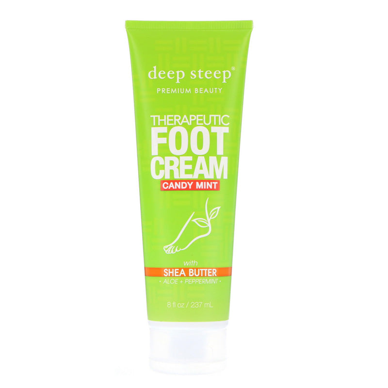 Deep Steep Candy Mint Foot Cream