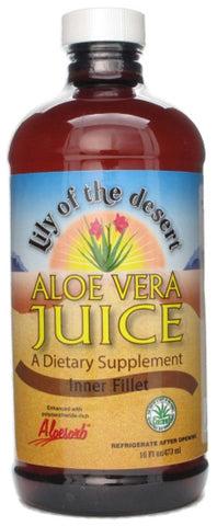 Lily of the Desert Inner Fillet Aloe Vera Juice