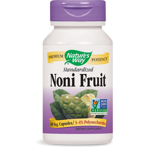 NATURES WAY - Noni Fruit Standardized