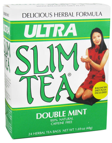 HOBE - Ultra Slim Tea Double Mint