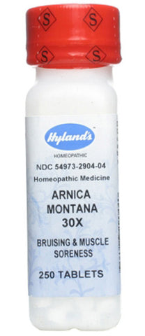 Hylands Homeopathic Arnica Montana 30X