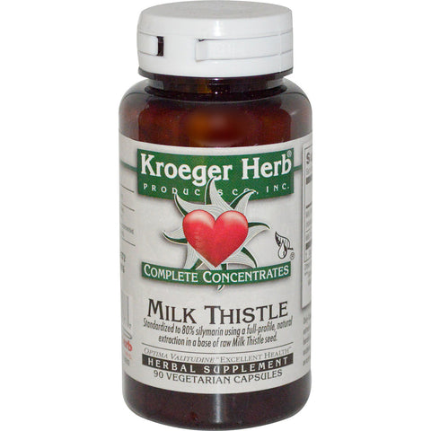 Kroeger Herb Milk Thistle Complete Concentrate