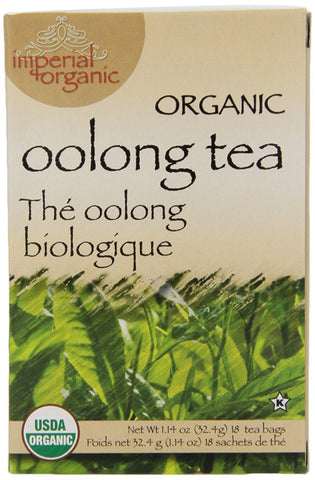 UNCLE LEE'S TEA - Imperial Organic Oolong Tea