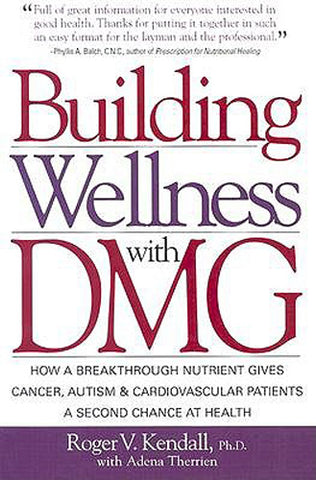 Books Building Wellness With DMG