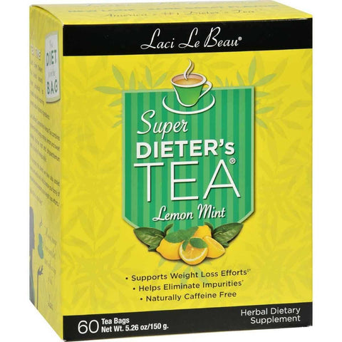 Laci Le Beau Super Dieters Tea Lemon Mint