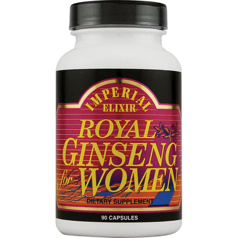 IMPERIAL ELIXIR - Royal Ginseng for Women