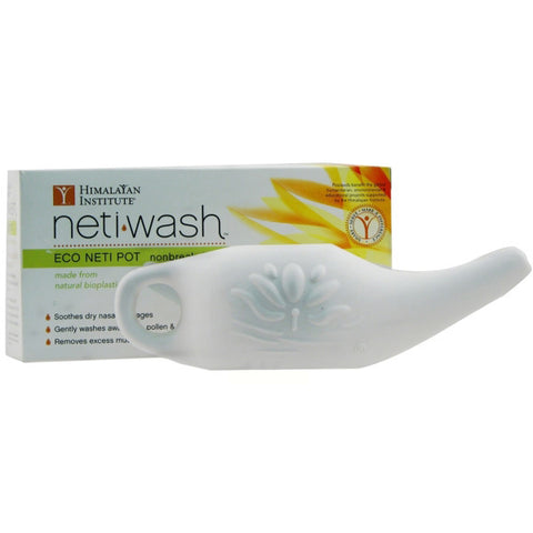 Himalayan Institute Neti Wash Eco Neti Pot