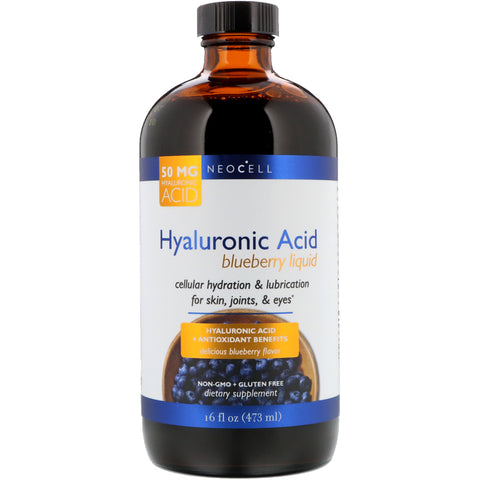 NEOCELL - Hyaluronic Acid Blueberry Liquid