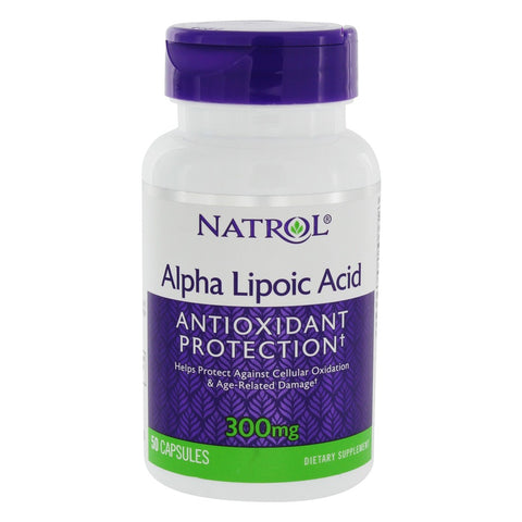 Natrol Alpha Lipoic Acid 300 mg
