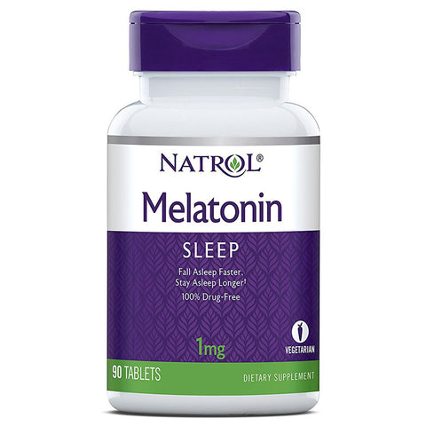 Natrol Melatonin 1 mg