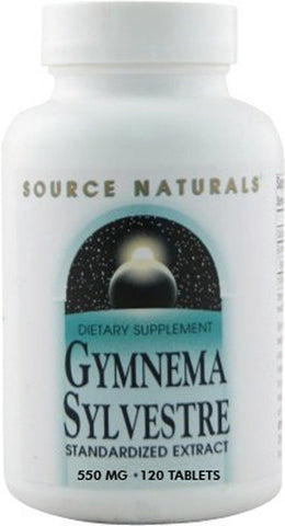 Source Naturals Ultra Potency Gymnema Sylvestre