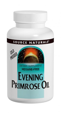 Source Naturals Evening Primrose Oil Hexane-Free - 180 SGs (500 mg)