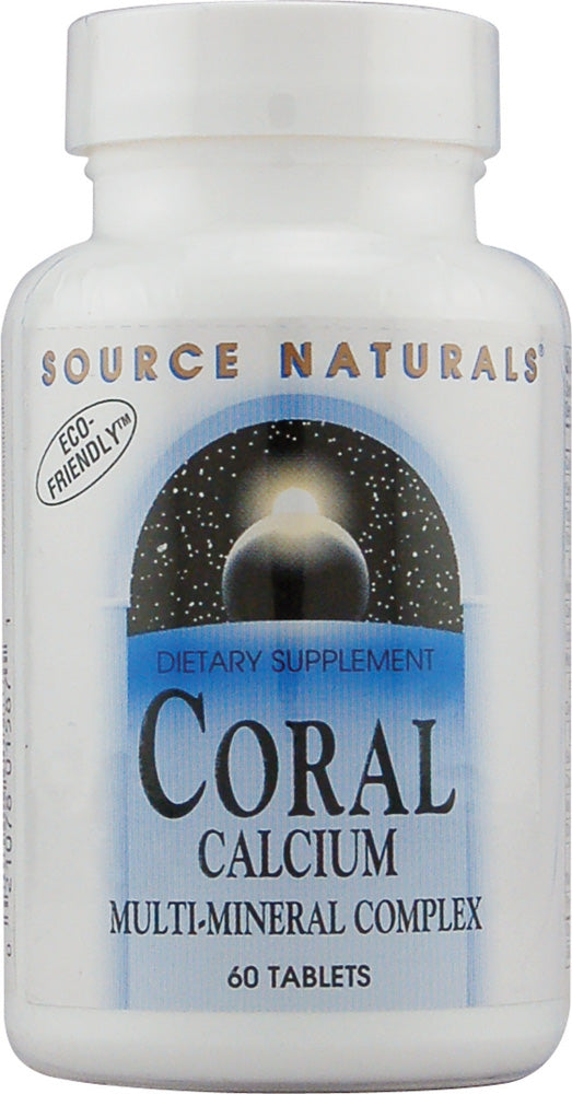 Source Naturals Coral Calcium Multi Mineral Complex