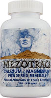 Mezotrace Minerals and Trace Elements Powder