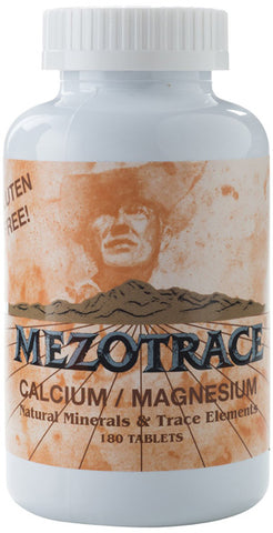 Mezotrace Minerals and Trace Elements