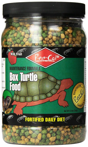 Rep-Cal - Box Turtle Food - 12 oz.