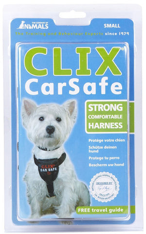 Clix Car Safe Harness for Dogs X-Small - 1 Harness