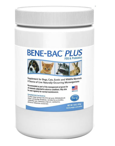 PET AG - Bene-Bac Plus Pet Powder