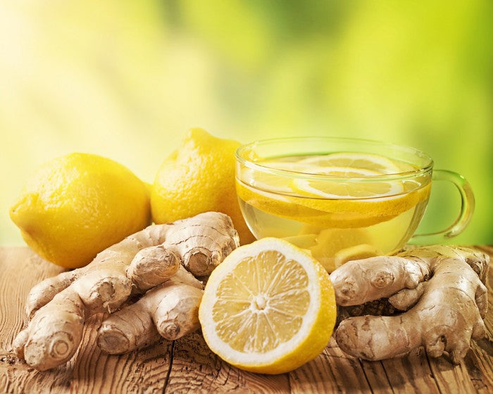 5 Reasons You Should Drink Ginger Lemon Tea