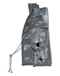 ACU Digital Camo MOLLE Tactical Holster with Pouch -- TG259A