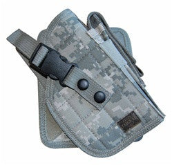 ACU Digital Camouflage MOLLE Cross Draw Holster Right Handed -- TG244AR