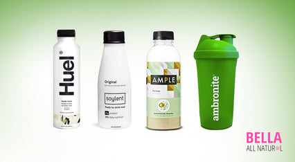 Huel vs Soylent vs Ample vs Ambronite: What's The Difference?