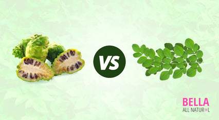 What's The Difference Between Noni Juice and Moringa Juice?
