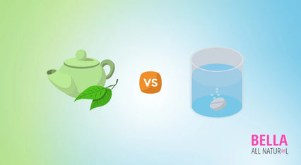 Weight Loss Tea vs. Supplements: What's The Difference?