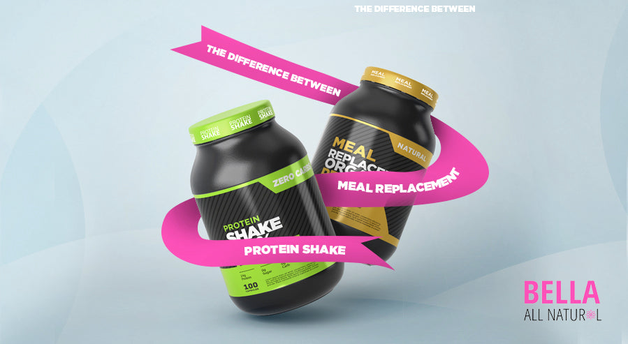Difference Between Shakes
