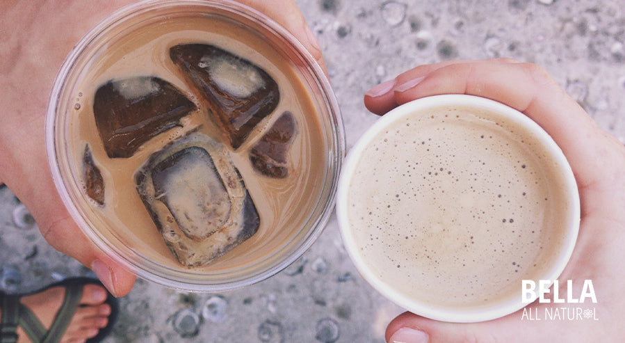 Hot and Cold Coffee
