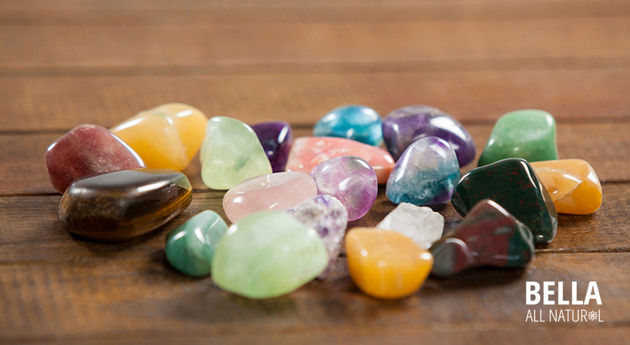 Colored Fertility Stones