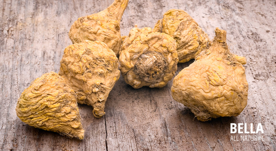 Whole Maca Root