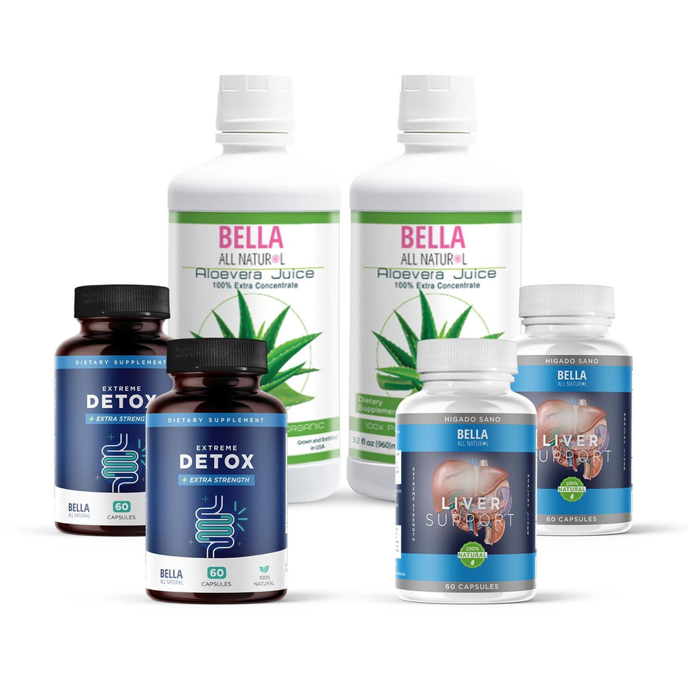 Detox Kit (1 Month Supply)