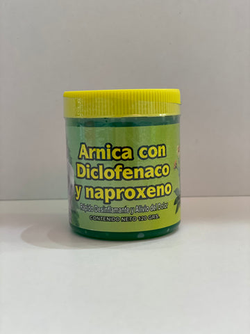 Arnica (gel) product image
