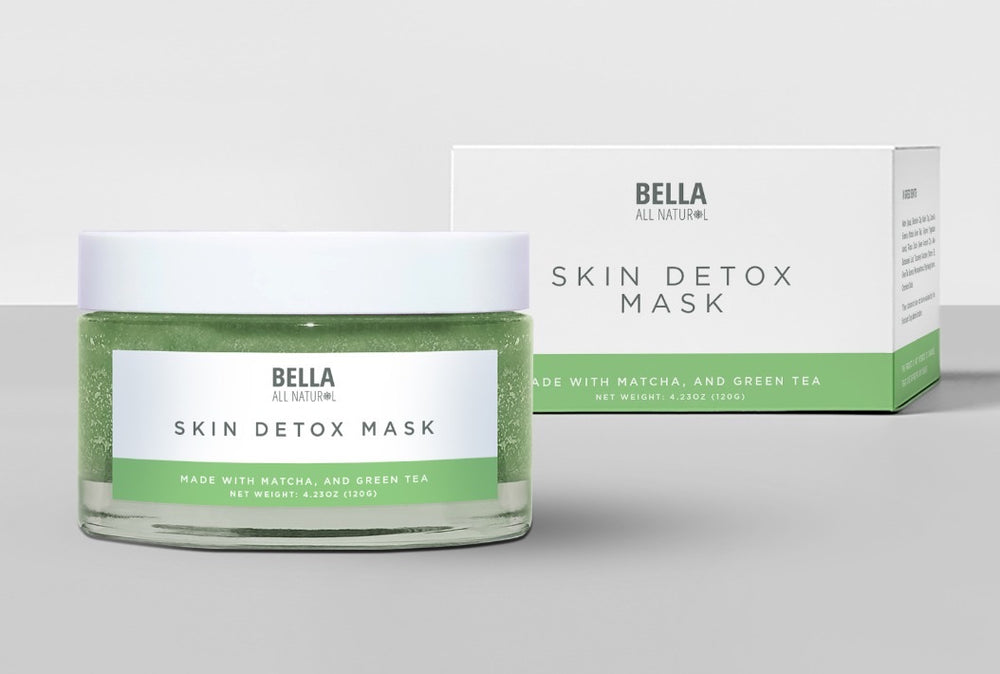Load image into Gallery viewer, Skin Detox Mask