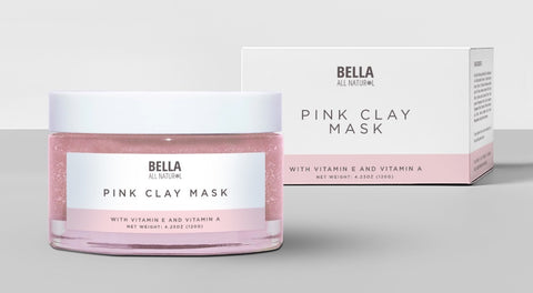 Pink Clay Mask product image