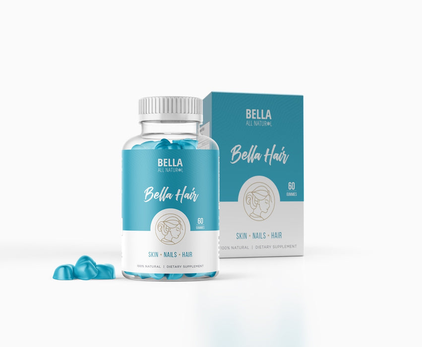 Bella Hair Gummies