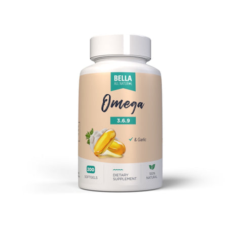 Omega 3•6•9 & Garlic product image