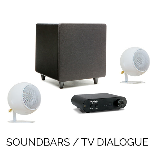 SOUNDBARS / TV DIALOGUE