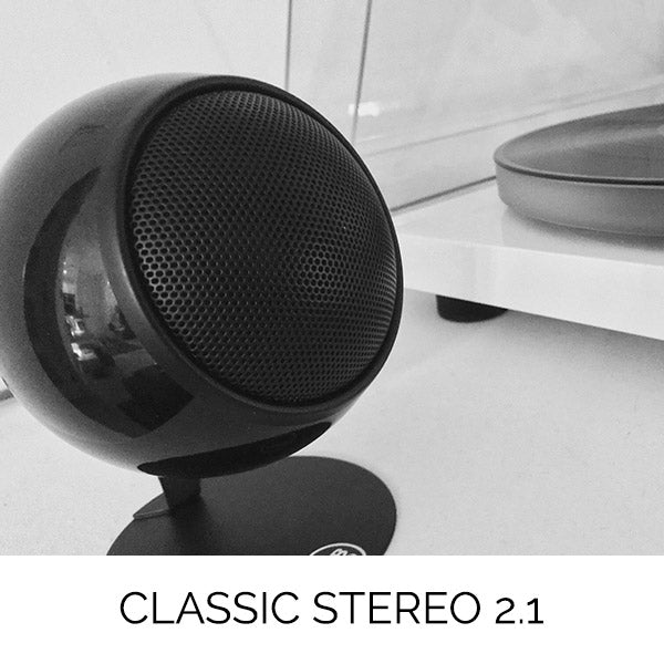 CLASSIC STEREO 2.1