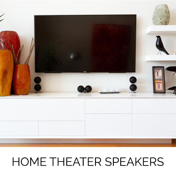 Home Theater Surround Sound Speakers
