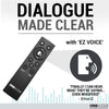 BOOSTER 2 Soundbar - Dialogue Clarity In Larger Rooms With EZ Voice
