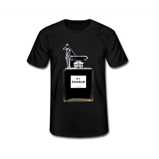 Charlie Bottle T-Shirt